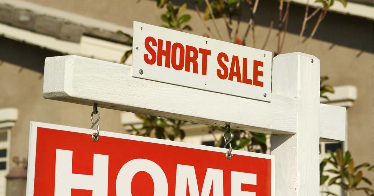 short sale benefits
