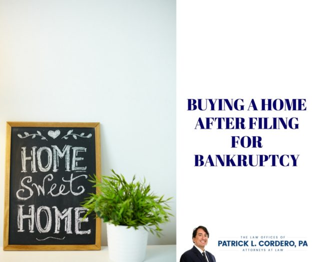Buying a Home After Filing for Bankruptcy