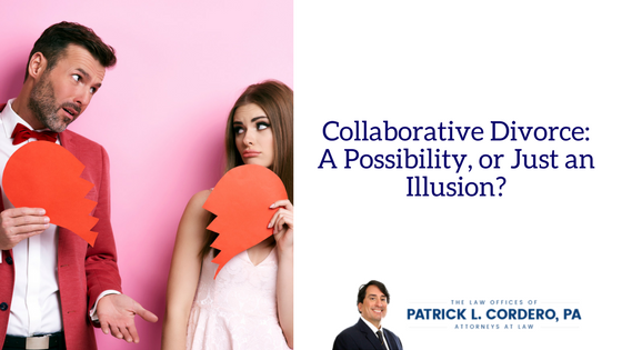 Collaborative Divorce: A Possibility, or Just an Illusion?