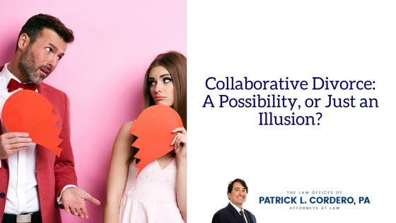 Divorcio de colaboración_ Una posibilidad, o simplemente una ilusión_