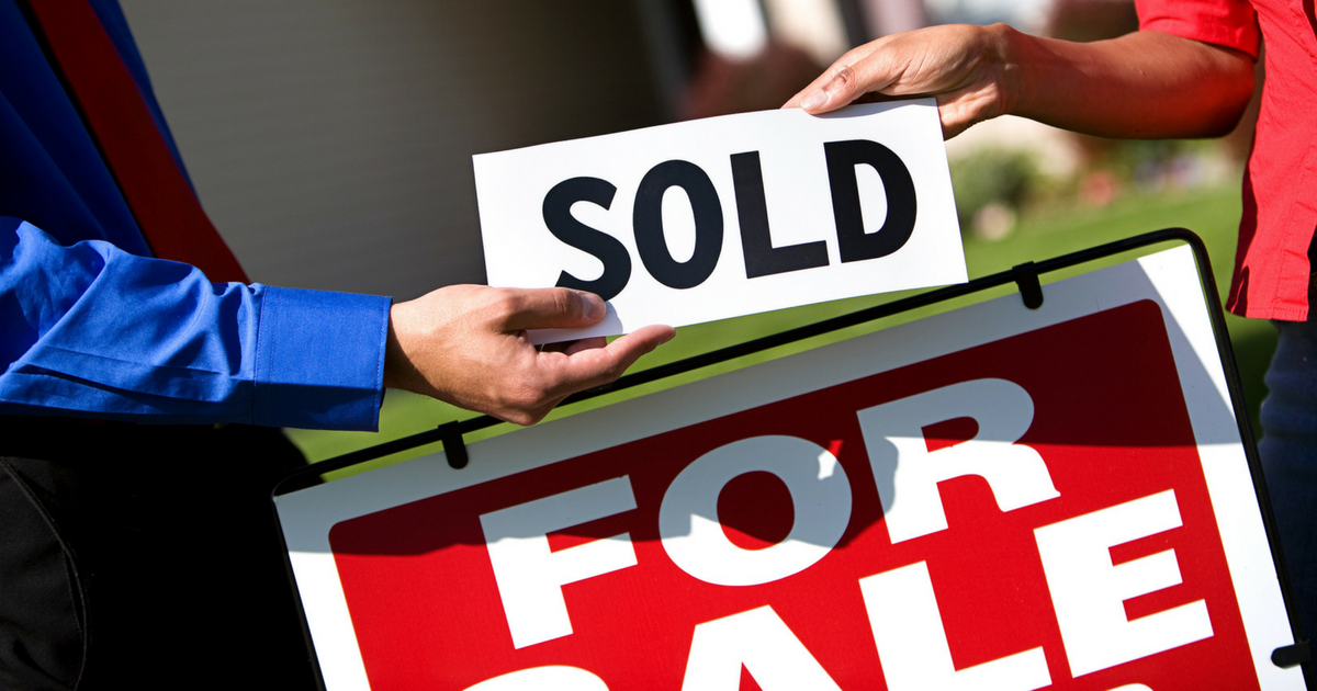 buying or selling a property with code violations