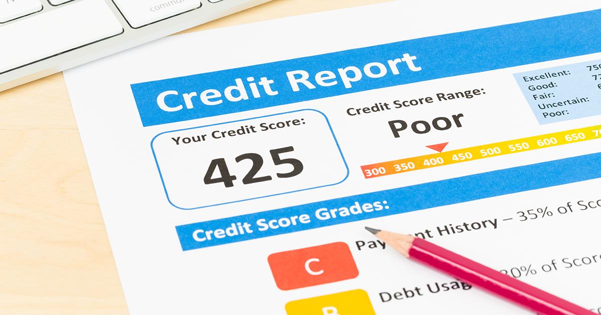 ¿Cómo afecta la bancarrota a las calificaciones crediticias?