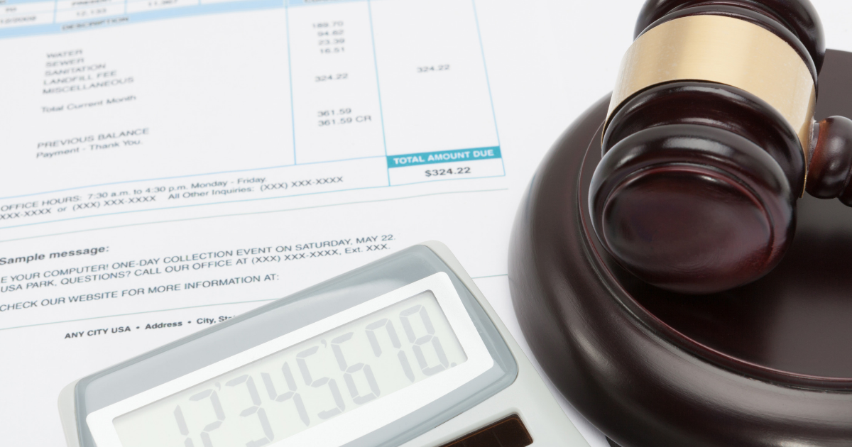 Bankruptcy and Court Fines: What You Need to Know