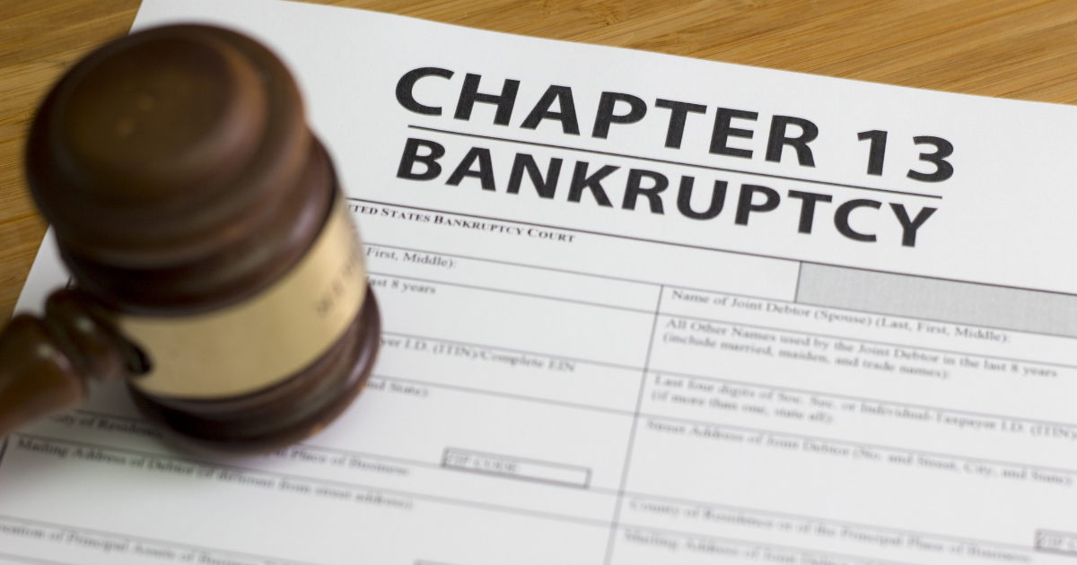 Chapter 13 Bankruptcy in Miami