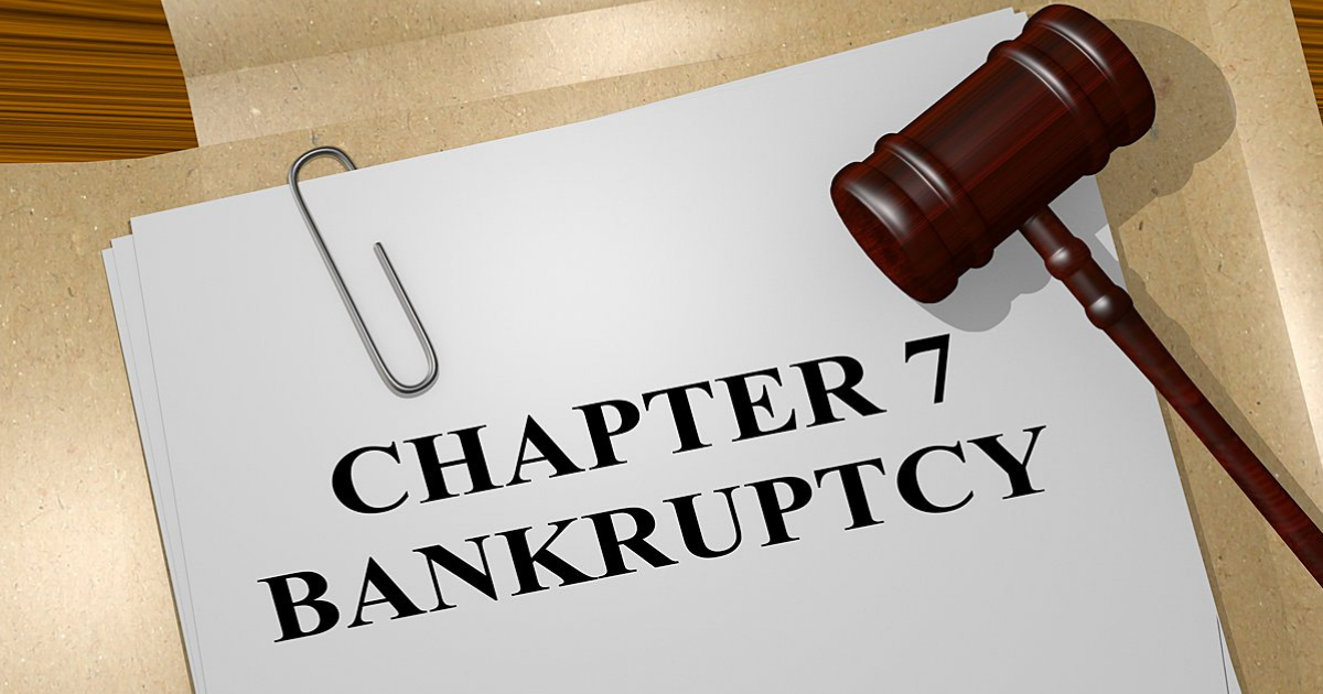 chapter 7 bankruptcy filing