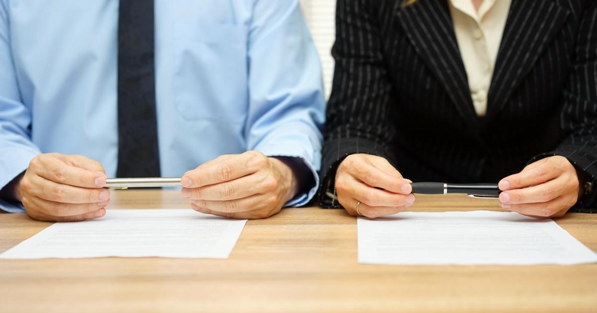 ¿Qué es una orden de divorcio final?