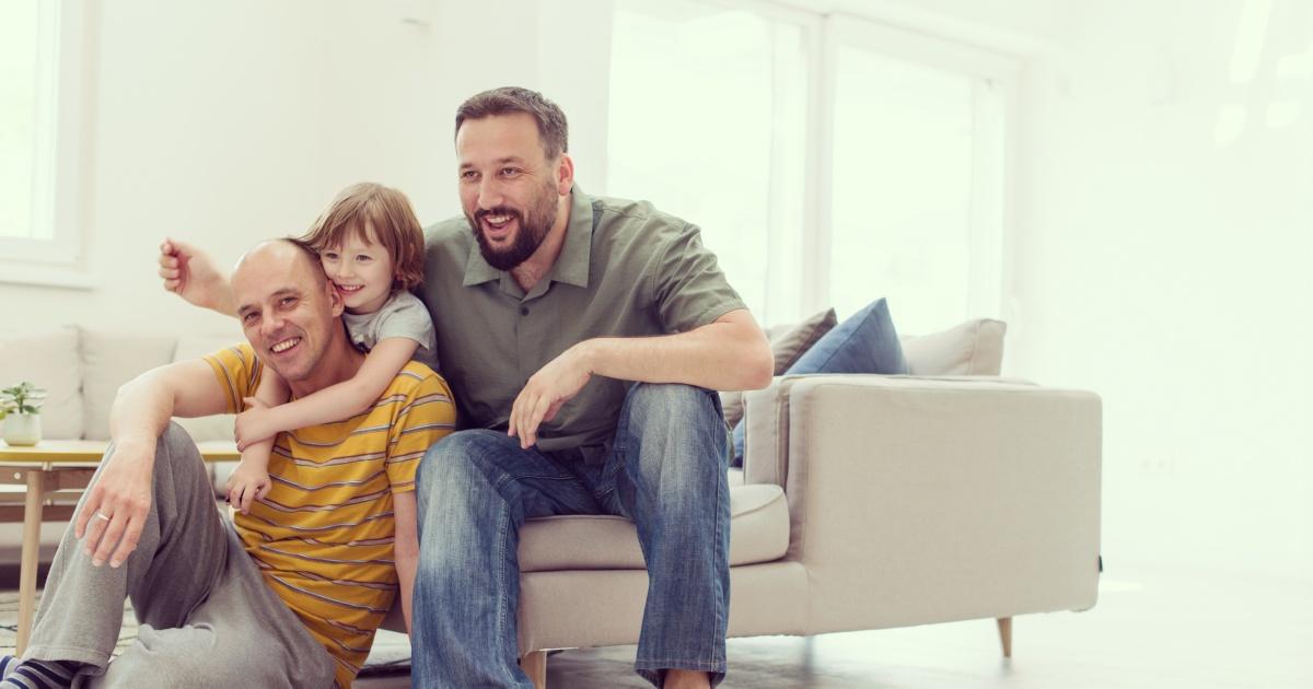 same-sex child custody
