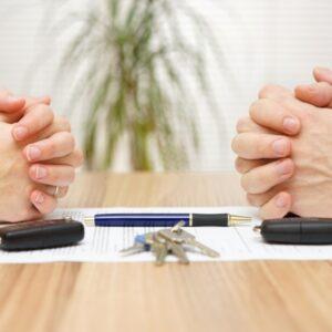 dividing assets during divorce