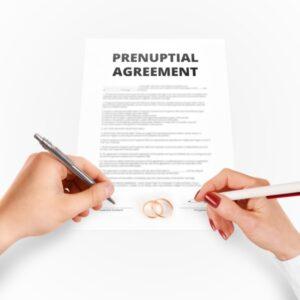 Estatuto del acuerdo prenupcial de Florida